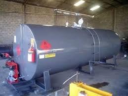 Cubagem de tanque cilindrico horizontal