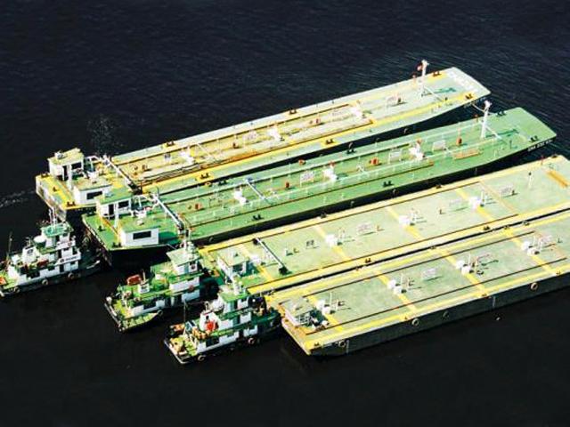 Arqueação de embarcações