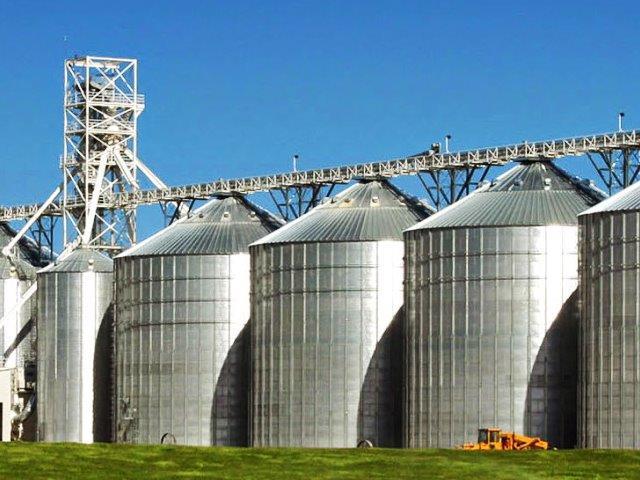 Arqueação de silos de armazenamento